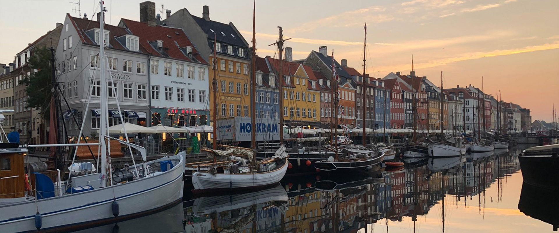 Amplify study trip to Denmark and Sweden